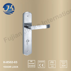 Stainless Steel Escape Function Lock with Computer Keys (H-8502-03)