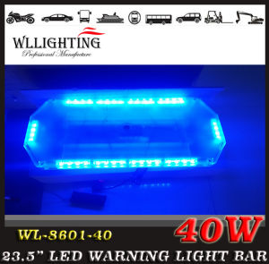 Blue LED Emergency Warning Lightbar pictures & photos
