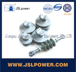 35kv Modified Polyethylene Pin Insulator with Power Line pictures & photos