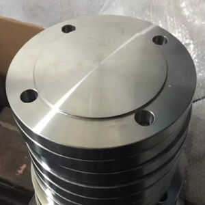 ANSI B16.5 304 Forged Stainless Steel Blank Flange pictures & photos