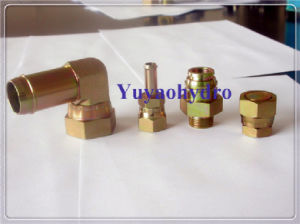 Special Hydraulic elbow Tube Fittings pictures & photos