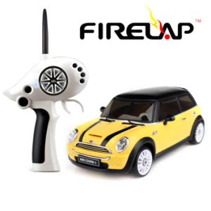Firelap Minicooper RC Car