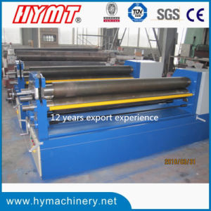 W11f-6X2000 Electrice Type 3 Rollers Steel Plate Bending Machine pictures & photos