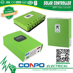 MPPT 15~100A, 12V/24V/36V/48V or 96V Solar Controller pictures & photos