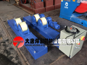 Dkg Using Adjustable Welding Rotator pictures & photos
