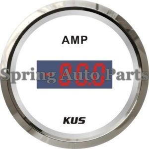 "2"" 52mm Digital Ammeter Ampere Gauge +/-80A with Backlight pictures & photos"