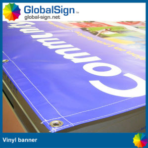 Hanging Poster Banner with Digital Printing pictures & photos