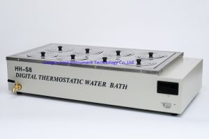HH-S8 Digital Two-Row Eight-Opening Thermostatic Water Bath pictures & photos