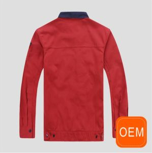 OEM Hot Sale Men′ S Favar Workwear, Red Workwear Uniform pictures & photos