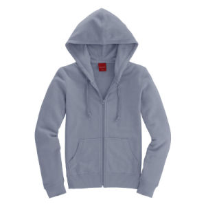 Custom Wholesale Bulk Quality Plain Unisex Hoodies pictures & photos