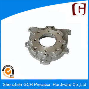 OEM Aluminum Alloy Parts Low Pressure Die Casting