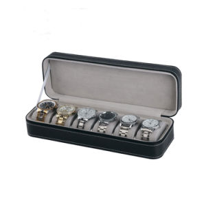 Best Selling Black Luxury Watch Organizer Box Watch Box