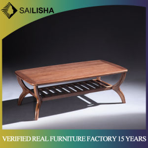 Solid Wood Coffee Table Living Room Furniture Modern New Chinese Tea