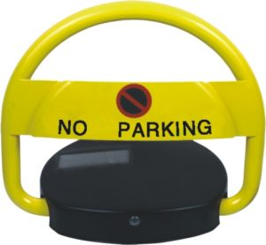 Solar Power Parking Lock (PARKING BARRIER) , with Remote Controls pictures & photos