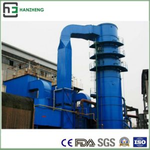 Dust Extractor-Desulfurization Operation-Dust Collector
