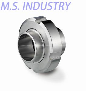 ISO, DIN, SMS, 3A 304/316L Sanitary Stainless Steel Union