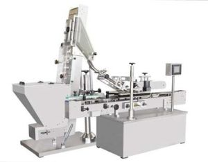 Automatic High-Speed Capper