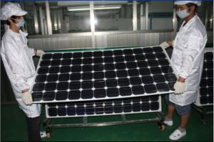 5W to 270W Polycrystal or Monocrystal Solar Panel