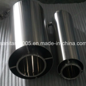 Stainless Steel Jacketed Triclamp Spool with Sleeve for Food Industry
