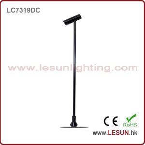 OEM Height 1W LED Standing Spotlight for Jewelry Shop LC7319DC pictures & photos
