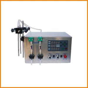 Semi-Automatic Magnetism Forle Pump Liquid Filler (DR012T2000B)