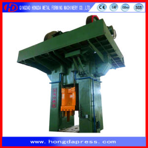 Double Disc Friction Screw Press pictures & photos