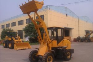 Lq912 Bucket Loader with Hydraulic Steering System pictures & photos