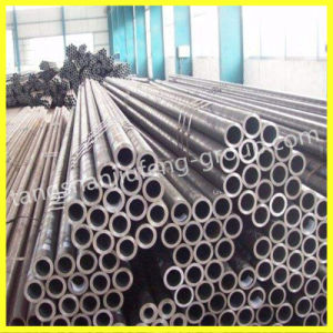 Mild Carbon Steel ERW Welded Steel Pipe for Water pictures & photos