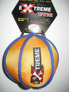 Pet Toy Dog Oxford Training Ball