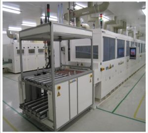 Automatic Loading Machine for Silicon Wafer in PV Solar Production Line