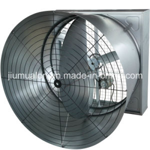 Qoma/Bt-1380 Cone Exhaust Fan for Poultry Farming