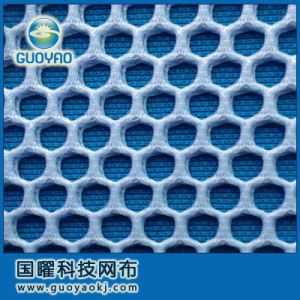 Big Hole 100% Polyester Sandwich Mesh Fabric