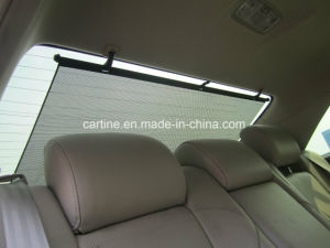 Car Manual Rear Sunshade pictures & photos