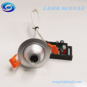 High Quality 532nm 50MW Green Bovine Eye Laser Module pictures & photos