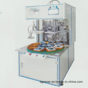 Automatic Locking Screw Machine for Relay Mutual Inductor