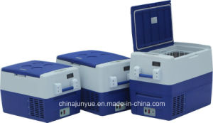 Bcd-30L DC 12V 24V Mini Portable Refrigerator pictures & photos