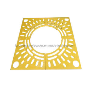 OEM Resin Composite Tree Grate From China pictures & photos