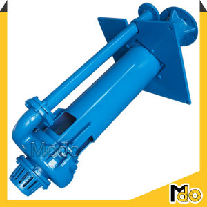 40m Head Centrifugal Vertical Slurry Pump pictures & photos