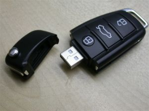 China Audi Mercedes Benz Car Key Usb Flash Drive China Audi