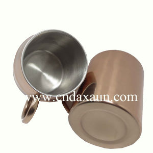 Manufacturer Stainless Steel Moscow Mule Copper Mug Dn-904 pictures & photos