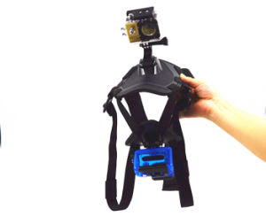 New Go PRO Accessories for Gopro Dog Fetch Harness Dog Chest Strap Belt Mount for Gopro Hero 4/3+/3/2/1/Sj4000 Dog Harness Gp203