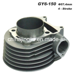 Motorcycle Cylinder Gy6-150 pictures & photos