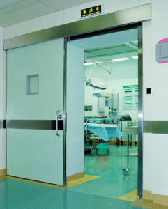 Automatic Medical Doors China Manufactory (DS-M100) pictures & photos
