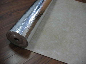Soundproof Whisper Step Underlayment