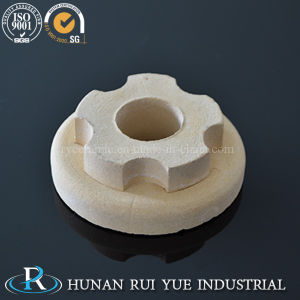 High Temperature Refractory Cordierite Ceramic Part for Heating Element pictures & photos