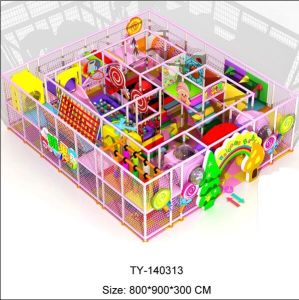 Candy Theme Indoor Playground (TY-140313) pictures & photos