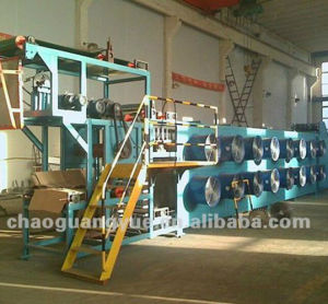 Horizontal Air Cooling Film Cooling Machine pictures & photos