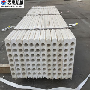 Light Weight Hollow Core Gypsum Wall Panels pictures & photos