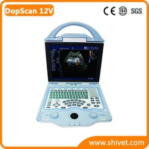 10.4-Inch Portable Veterinary Color Doppler (DopScan 12V)