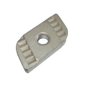 Galvanized Mild Steel Channel Nuts